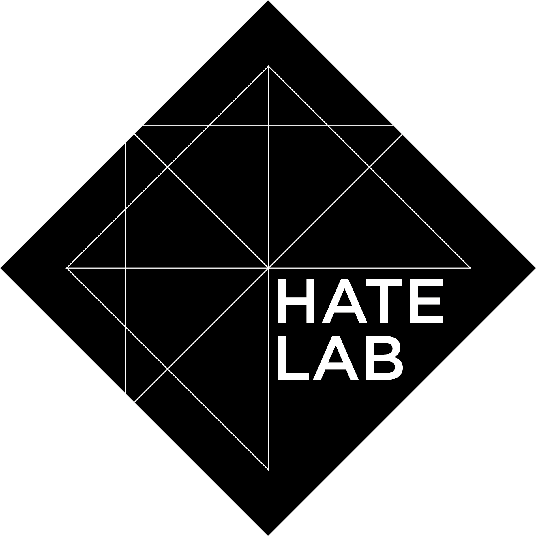 Hate Lab logo